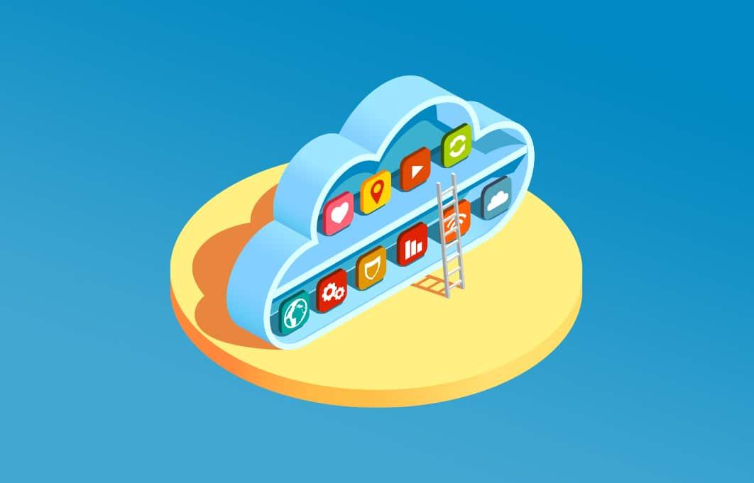 Advantages of private cloud server