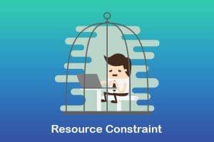 resource constraint