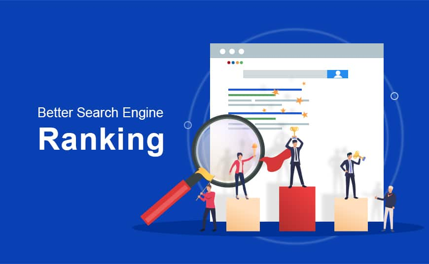 Better Search Engine Ranking with SSL certificate