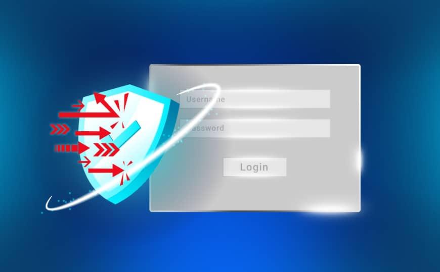 set limit on login attempts