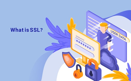 SL is more precisely a security protocol