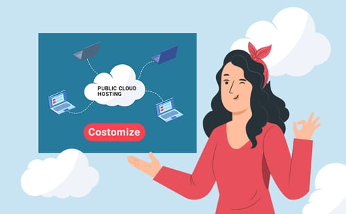 If customizability matters to you, the private cloud server will cover all your needs.