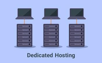 what is dedicated hosting