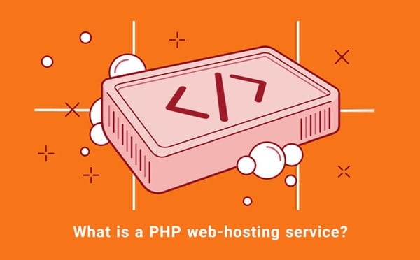 what is php web hosting service