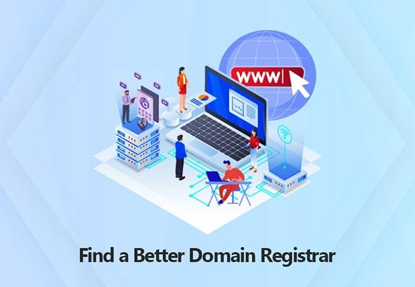 find a better domain register