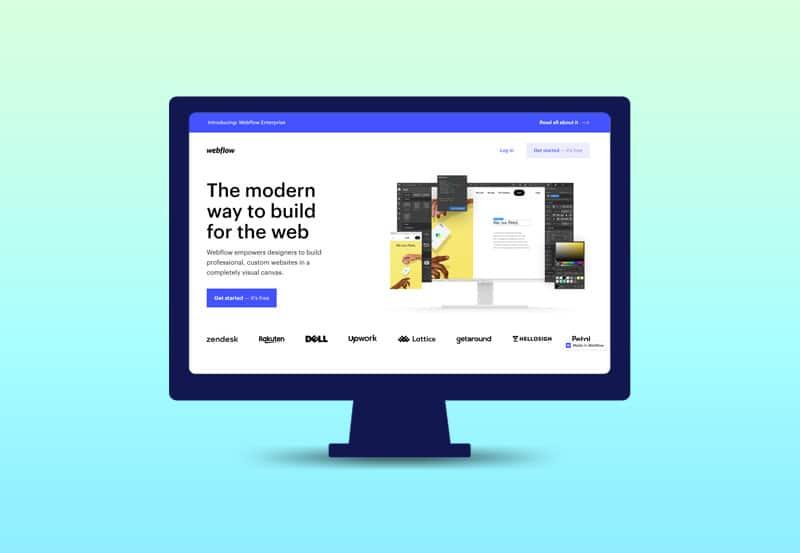 • Webflow – Webflow.com