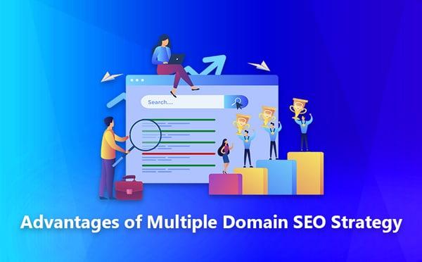Advantages of Multiple Domain SEO Strategy