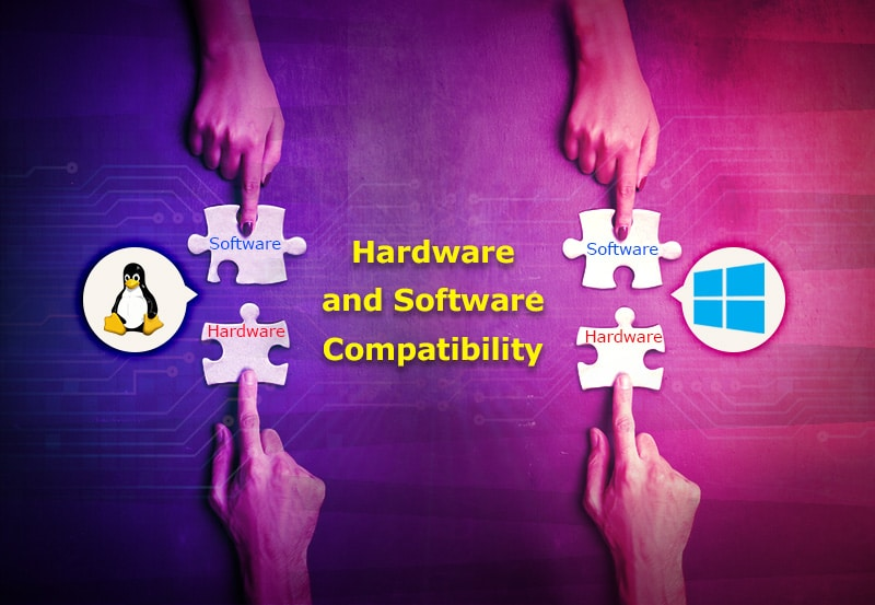 Hardware And Software Compatibility