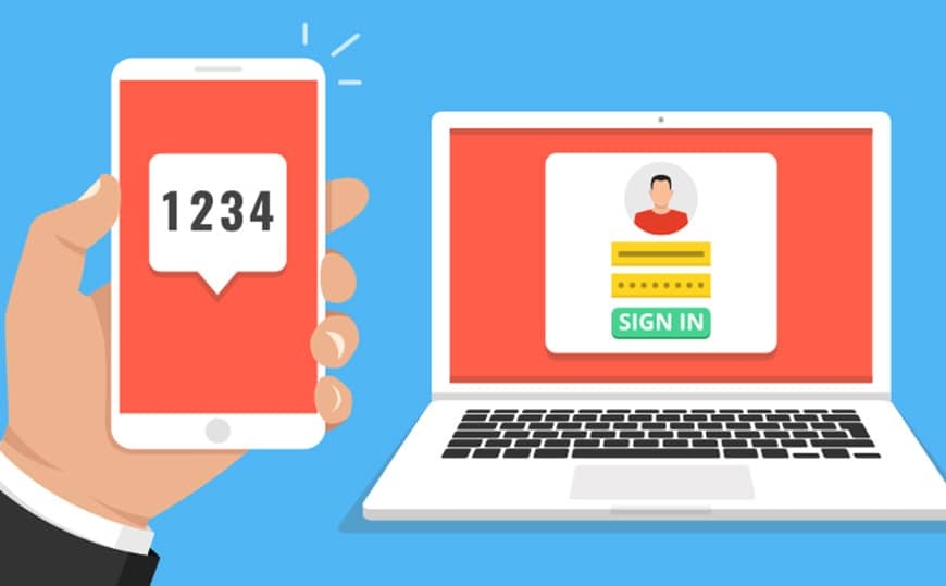 choose a 2factor authentication