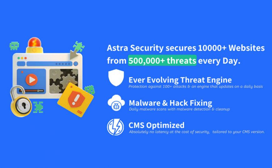 astra web security