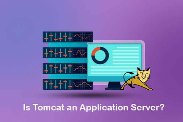 is tomcat an application server