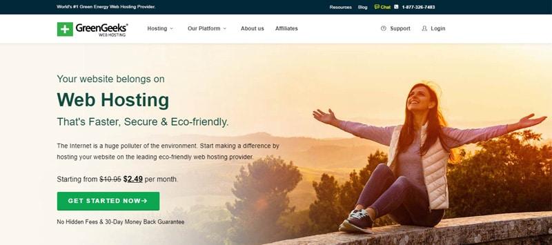 green geeks site