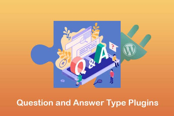 question and answer plugins