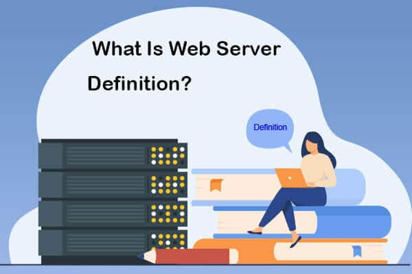 what is web server definition