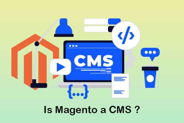 is magento a cms?