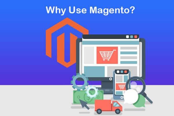 why use magento?
